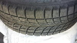 4 winters tires from Honda Fit