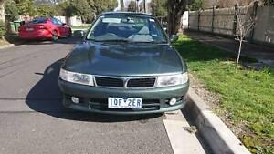 2002 Mitsubishi lancer **low kms**