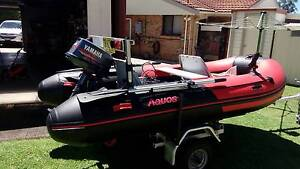 inflatable boat Dapto Wollongong Area Preview