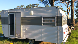 Millard Caravan 1977 Abermain Cessnock Area Preview
