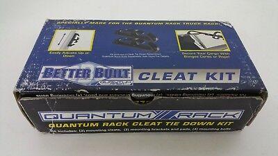 Better Built Cleat Kit Quantum Rack tie down cleat