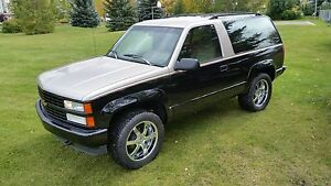 1993 Chevrolet Blazer 2 door