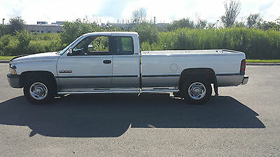 1995 dodge ram 2500 slt laramie ext cab long box turbo. Black Bedroom Furniture Sets. Home Design Ideas