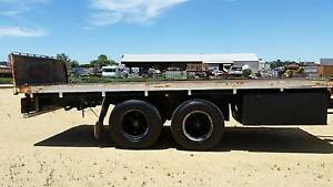 McGrath S2 Bogie Axle Flat Top Tag Trailer/Pig Trailer.Dog Inverell Inverell Area Preview