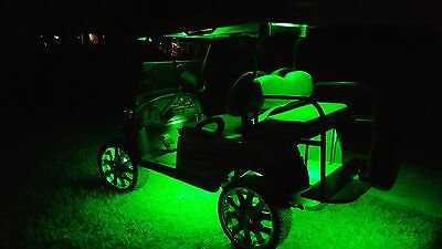 Fusion 21 Color Golf Cart Stage 2 Kit  LED Lighting System