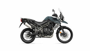 2018 Triumph Tiger 800 XCA $1000 Cash Rebate OR 1.99% for 48 mon