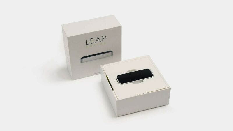 Leap Motion LM-010 Gesture Motion Controller - Brand New - Unopened