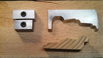Woodmaster Moulding Knife And Gib Victorian Base-cap