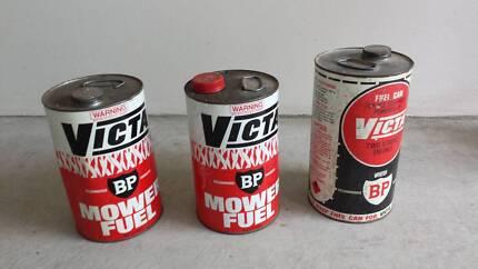 Victa fuel can