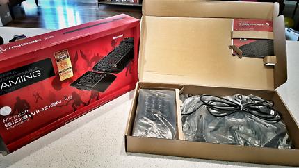 Microsoft Sidewinder X6 Gaming Keyboard