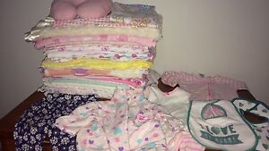 Size 00 girls clothes and a lot of blankets/wraps etc Caboolture Caboolture Area Preview