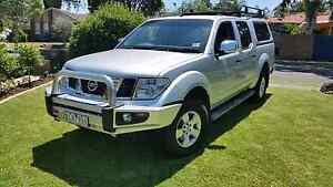 2008 Nissan Navara D40 STX 4X4 2.5 LTR Turbo Diesel Wantirna Knox Area Preview