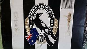 Collingwood Football Club 2010 Collectors Carlton Draught Cans Bulleen Manningham Area Preview