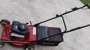 Lawn Mower Briggs and Stretton Motor Rochedale South Brisbane South East Preview
