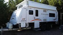 2013 Jayco Expanda Pop top 17.56.1 OUTBACK. One Owner. Full annex Leopold Geelong City Preview