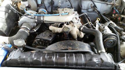 1986 Toyota 60 series Sahara 6.5L turbo diesel