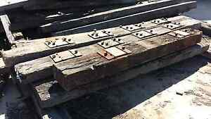 Long Feature Hardwood Railway Sleepers 3m -5m Nerang Gold Coast West Preview