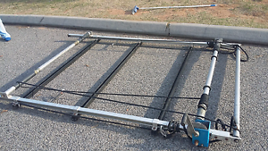 Rhino Rack Boat Loader; 4WD  Roof Rack and Cargo Barrier Henley Beach South Charles Sturt Area Preview