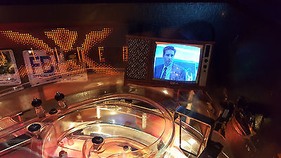 X-Files Pinball mod - TV with VIDEO playback!
