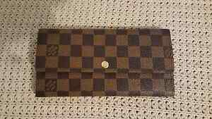 Louis Vuitton 100% genuine Leather Wallet. AAA Grade Replica. Ellenbrook Swan Area Preview