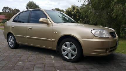 2004 Hyundai Accent Hatchback Busselton Busselton Area Preview