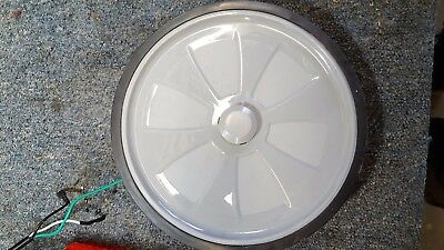 Rug Doctor Dcc-1 Deep Carpet Cleaner Parts Used Transport Wheel