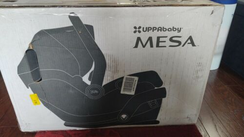 UPPAbaby MESA Infant Car Seat -Jordan (Charcoal Melange)Merino Wool Version