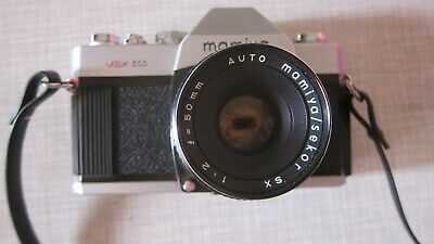Mamiya MSX 500 Camera & Sekor SX auto 1:2 f 50 mm segunda mano  Santa Cruz de Tenerife