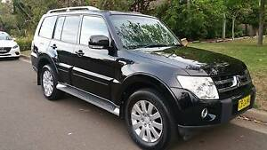 2007 Mitsubishi Pajero EXCEED Eastwood Ryde Area Preview