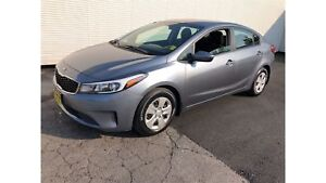 2017 Kia Forte LX, Automatic, Bluetooth