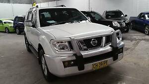 2008 Nissan Pathfinder ST-L (4x4) 2.5L Turbo Diesel - AUTOMATIC Waratah Newcastle Area Preview