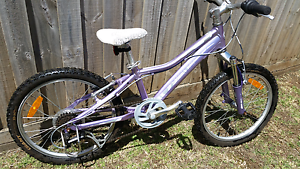 "Girls Giant 20"" geared mtb bike. Warrnambool Warrnambool City Preview"