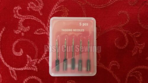 5 Tagging Tagger Gun Replacement Needles Dennison Avery  Made In Korea