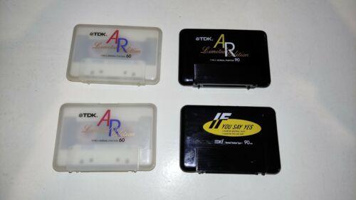 TDK AR limited Edition cassette  audio