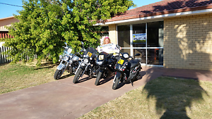 Motorcycle Lessons Geraldton Motorcycle Riding School Geraldton Geraldton City Preview