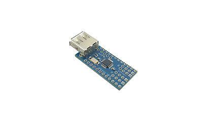 Micro Mini Usb Host Shield Modue For Arduino Mini 3.3v Stm32 Esp32 Esp8266 Etc