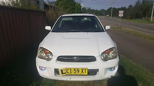 2004 Subaru Impreza. Cessnock Cessnock Area Preview
