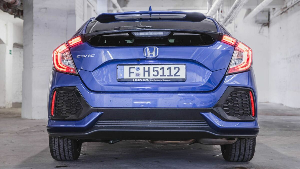Honda Civic Testwagen-10