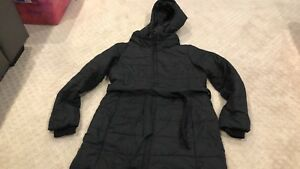 Used great condition maternity winter jacket