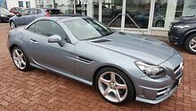 Mercedes-Benz SLK 350 (BlueEFFICIENCY) 7G-TRONIC