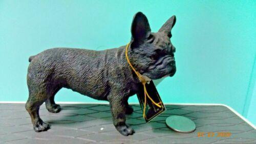 French Bulldog Dog Figure
