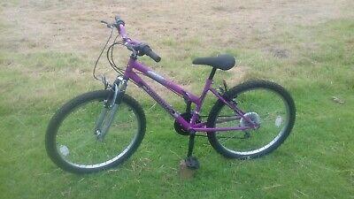 Ladies/Girls Mountain Bike*24 Inch Wheels*18 Speed**