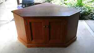 Tv Cupboard Hoxton Park Liverpool Area Preview