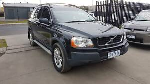 2006 Volvo XC90 SUV AUTO 7 SEATER Williamstown North Hobsons Bay Area Preview
