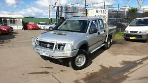 2007 HOLDEN RODEO 4WD TURBO DIESEL MANUAL REGO RWC Ravenhall Melton Area Preview