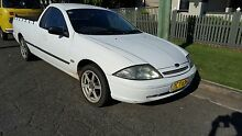 2002 Ford Falcon AU Ute Birmingham Gardens Newcastle Area Preview