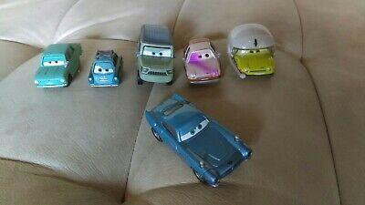 Disney Pixar Cars Diecast Lot Rare Lemons Professor Z Miles Tubbs Trunkov Acer