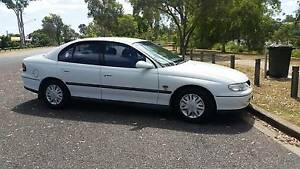 1997 Holden Commodore Sedan Woolloongabba Brisbane South West Preview