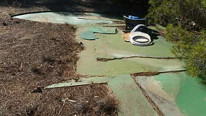 LARGE SHEETS FIBER GLASS  PLUS MOULDS Moonta Copper Coast Preview