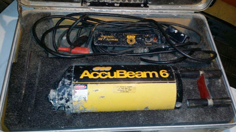 Cls Accu Beam 6 Pipe Laser